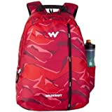 Wildcraft 35 Ltrs Red Casual Backpack (11613-Red)