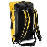 Earth Pak Waterproof Backpack: 35L / 55L Heavy Duty