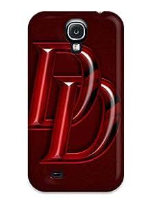 8285485K48346935 New Premium Flip Case Cover Daredevil Skin Case For Galaxy S4