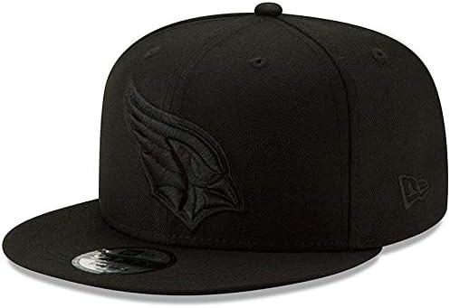 New Era Arizona Cardinals Hat NFL Black