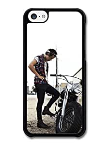 Harry Styles Motorbike 1D One Direction case for iPhone 5C A1416