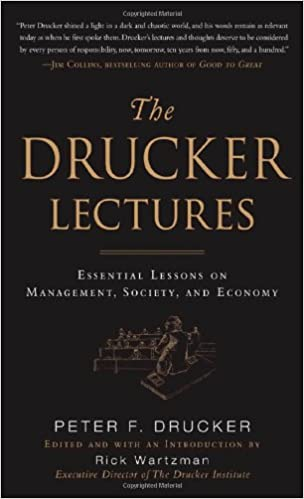 Image result for the drucker lectures