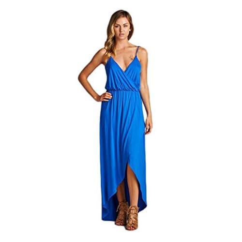4c21f3ebcf0 Vanilla Bay Low Cut V-Neck Maxi Dress hot sale 2017 - s-c-r-a-p-inc.org