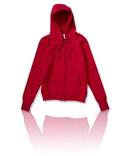 Sg - Sudadera con capucha - para mujer Rosso