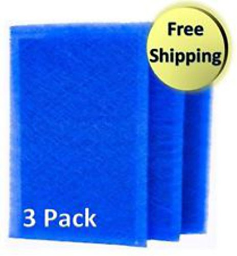 3 Dynamic Air Cleaner Replacement Filters (B) (16x25)