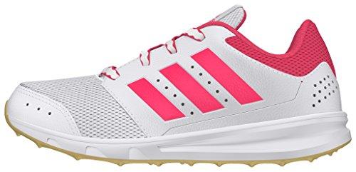 adidas lk sport 2 k - Scarpe da ginnastica da Bambini, taglia 37 1/3, colore Bianco
