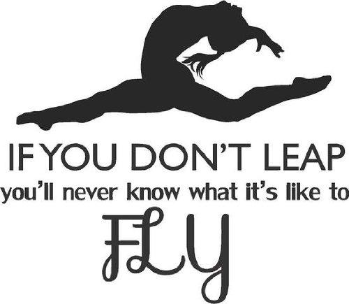 Gymnastics Decal -
