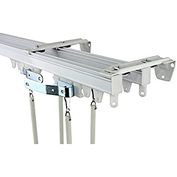 Amazon Com Rod Desyne Commercial Wall Ceiling Double