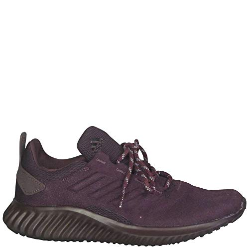 adidas Women's Alphabounce CR Running Shoes Noble Red/Noble Red/Noble Red 8.5 B(M) US