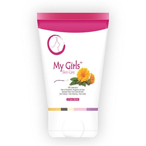 Mon GirlsTM soin rayonnement graver des soins de la peau Crème 6,8 oz (pack de tubes de 4-1. 7 Oz)