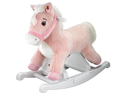 Tek Nek Rock N Ride Pink Pony by Tek Nek