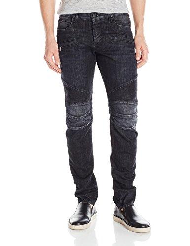 Hudson Jeans Mens the Blinder Moto Biker Jean