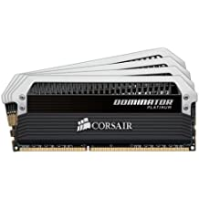 Corsair Dominator Platinum 32GB (4x8GB) DDR3 1600 MHz (PC3 12800) Desktop Memory 1.5V