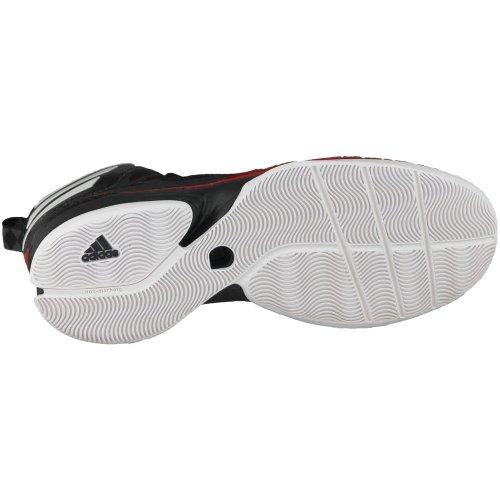 adidas Crazy Fast - Zapatillas de deporte Hombre Negro-Rojo