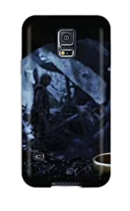 For Galaxy S5 Tpu Phone Case Cover(the Hobbit 14)