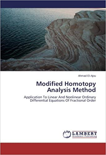 Modified Homotopy Analysis Method: Application To Linear And Nonlinear Ordinary Differential Equations Of Fractional Order