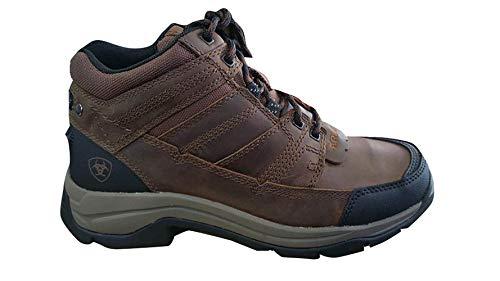 Ariat Womens Terrain Pro Short Boot - 10024979, Distressed Brown, 8