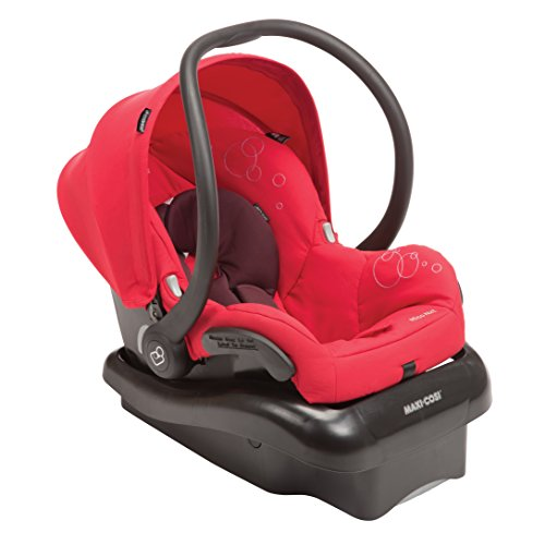 Maxi Cosi Car Seat Adapters (Maxi-Cosi Mico Nxt Infant Car Seat, Red)