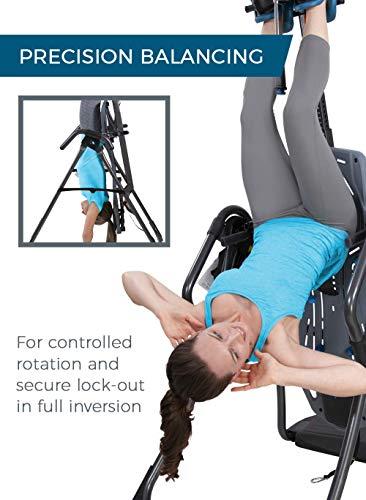 Teeter fitspine X2 inversion table-Nouveau Modèle-Massage Corporel Shop