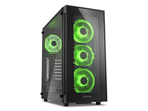 Centaurus Polaris 4G7 Gaming PC - Intel i7 8700K Six-Core 4.