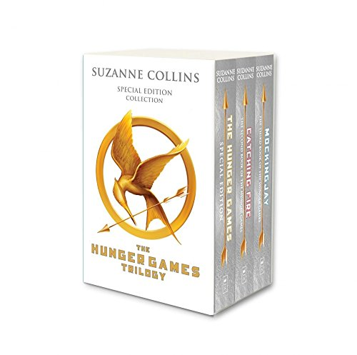 The Hunger Games 10th Anniversary Boxset (Hunger Games Set)