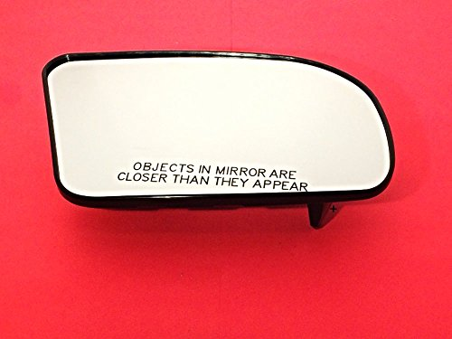 Fits 09-14 Nis Maxima Right Passenger Mirror Glass w/ Rear Holder OEM Part