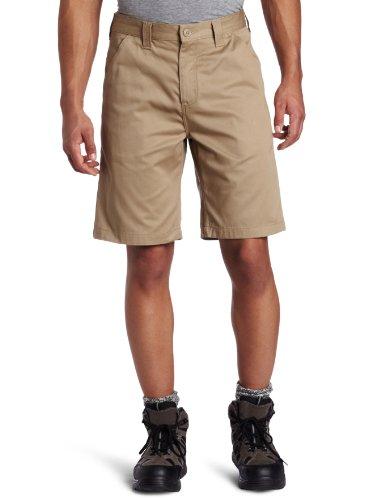 (Carhartt Men's Basic Twill Utility Work Short,Golden Khaki  (Closeout),29 )