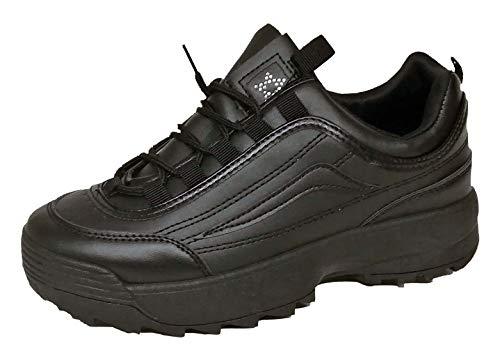 Sneakers Rbld Negro Renata Para Mujeres ZxCH6UF