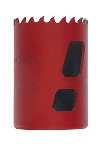 "MK Morse MHS22B25 Bi-Metal Hole Saw, 1-3/8"" Diameter, 25-Pac"