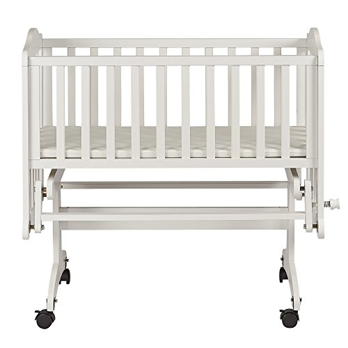 Dream-On-Me-Lullaby-Cradle-Glider-White