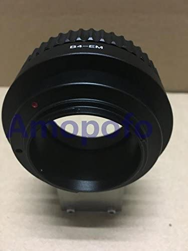 B4-EOS M Lens Adapter for B4 Canon Fujinon 2//3 Lens to Canon EF-M Mirroless M1 M2 M3 M10