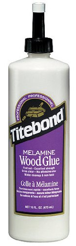 12 Pack Franklin 4014 Titebond Melamine Glue - 16-oz Bottle by Titebond