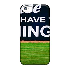 Top Quality Rugged Rickwood Field Birmingham Alabama Case Cover For Iphone 5c