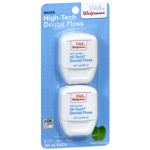 walgreens-hi-tech-dental-floss-547-yards-pack-of-4