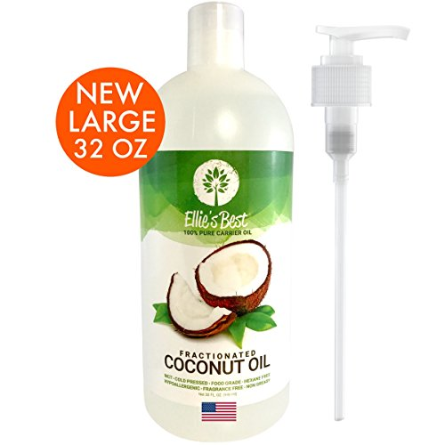 Fractionated Coconut Oil Therapeutic Aromatherapy