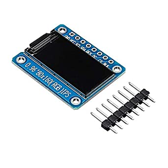 NEW 0.96/'/' Inch IPS Full Color 80x160 LCD Display Module ST7735 SPI  for Arduino