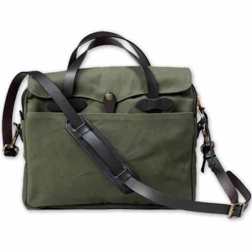 - Filson Original Briefcase Otter Green