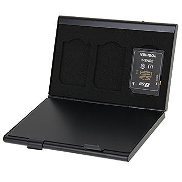 ZHU Caja de Tarjeta Caja for Tarjeta SD, tamaño: 93 mm (L) x ...