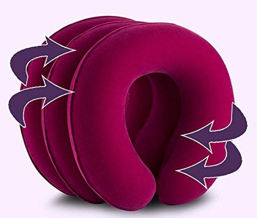 yymcfgx- dispositivo de tracción de cuello cervical almohada de ...