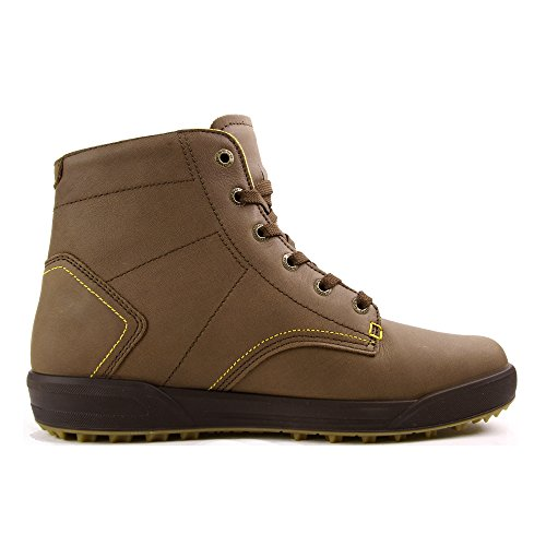 Lowa London GTX QC Braun Gold Brown