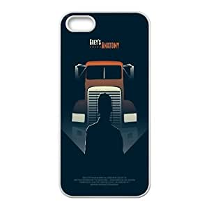 Chinese Grey's Anatomy Customized Case for iPhone 5,5G,5S,diy Chinese Grey's Anatomy Phone Case