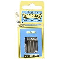 Caja de música Kikkerland Imagine Crank