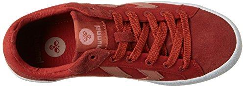 Low Summer Rot Erwachsene Top Hummel Spice Deuce Tandori Unisex Court qx41wnFTZ