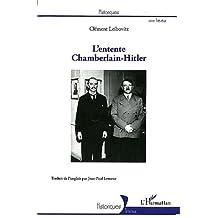 Entente Chamberlain-Hitler L'