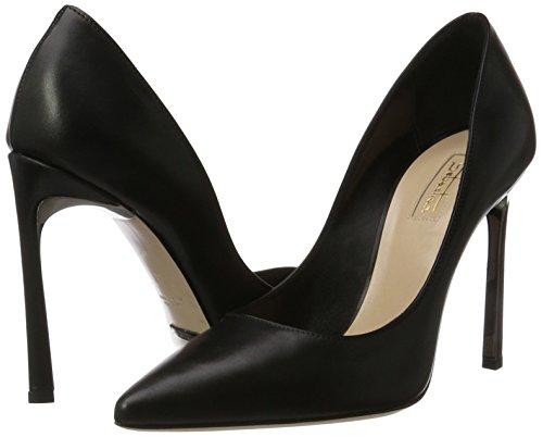 Closed Heels Toe Professional Women''s S7394 Vitner cdf Sebastian Black black H1t4wx