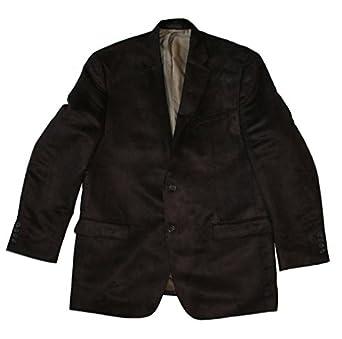Chaps Mens' Faux-Suede Classic Fit Sport Coat at Amazon Men's ...