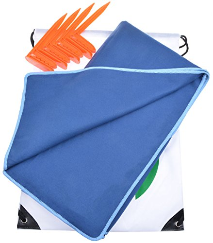 Sunland Microfiber Oversized Waterproof Backpack product image