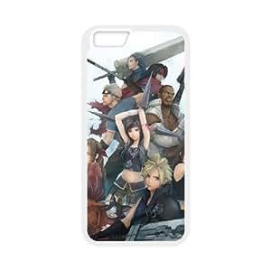 iphone6 plus 5.5 inch White phone case CRISIS CORE FINAL FANTASY 7 Final Fantasy GHJ2032992