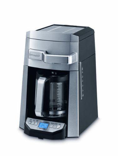 DeLonghi DCF6214T 14-Cup Glass Carafe Coffeemaker (Channel Coffee Cup compare prices)