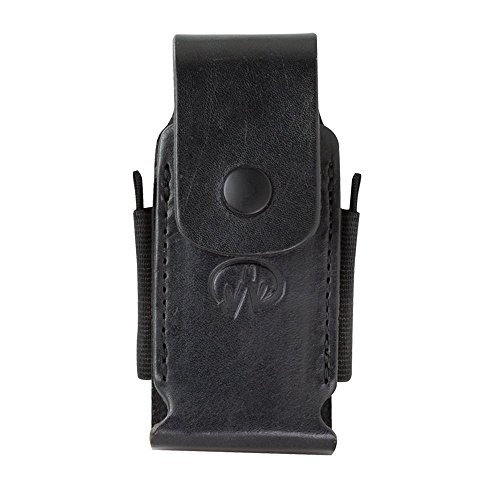Leatherman - Premium Leather Sheath with Pockets, Fits
